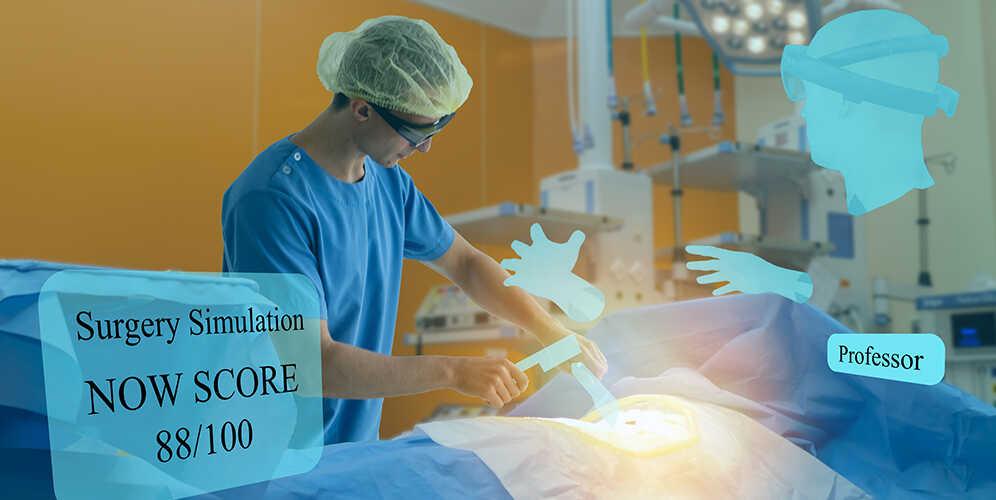 高度な医療教育の機会を増やすことができます。